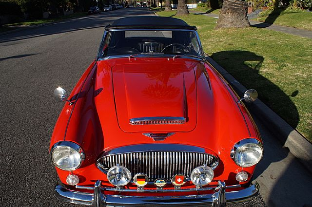 1965 Austin Healey BJ8 for sale