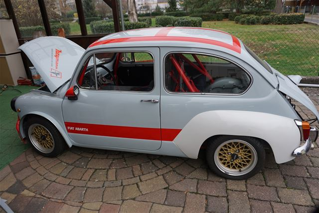 1971 Fiat Abarth for sale