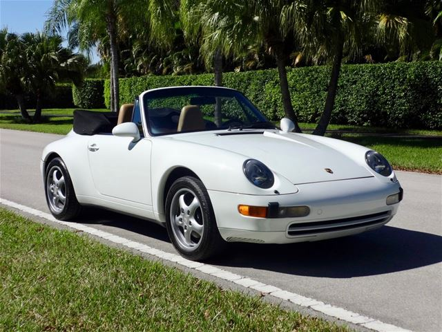 1996 porsche 911 for sale delray beach florida. Black Bedroom Furniture Sets. Home Design Ideas
