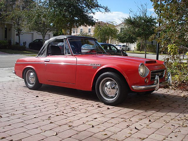 1968 Datsun 2000 for sale