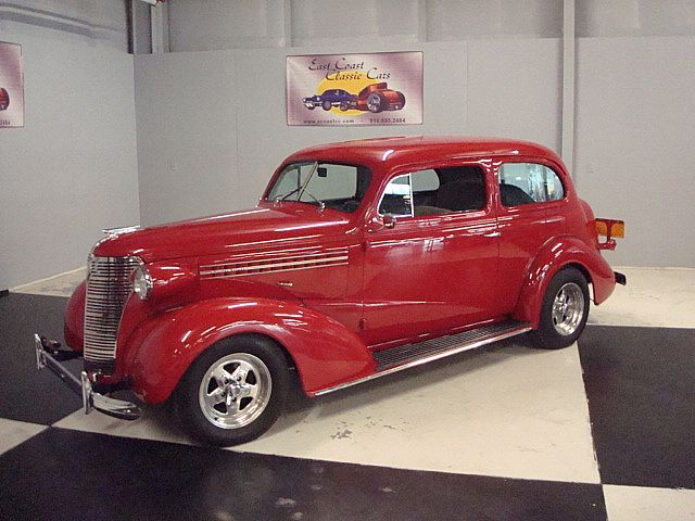 1938 Chevrolet Master Deluxe for sale