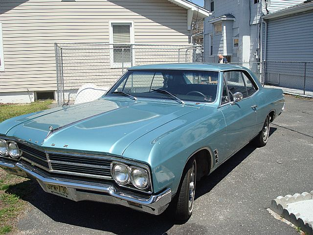 1966 Buick Skylark for sale