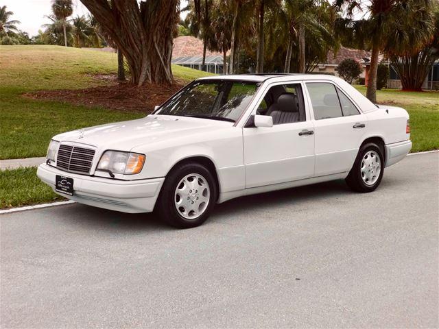 1995 mercedes e300d for sale delray beach florida for 1995 mercedes benz e300 diesel for sale