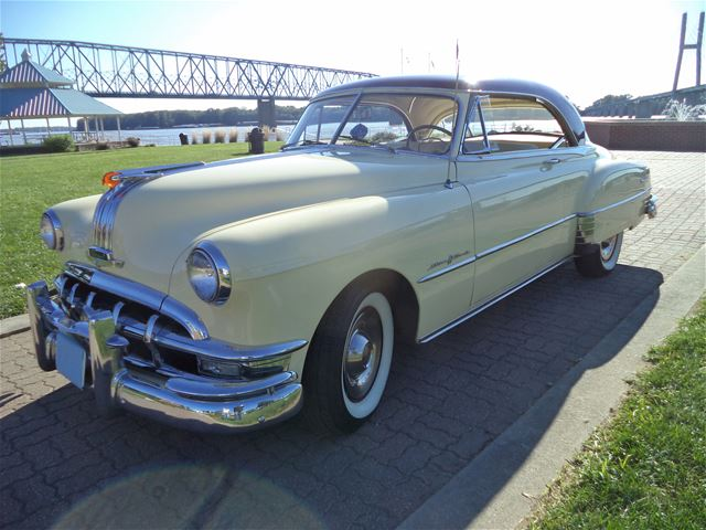 1950 Pontiac Catalina Chieftain For Sale Taylor Missouri