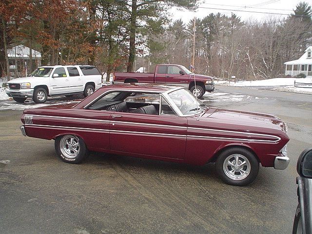 44897 on 1963 ford falcon sprint hardtop