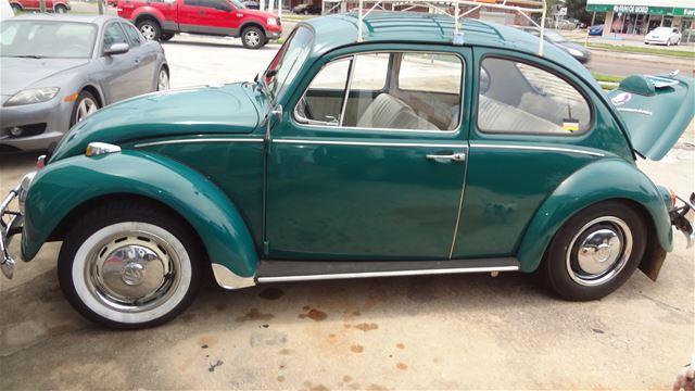 1967 Volkswagen Beetle For Sale Clearwater, Florida