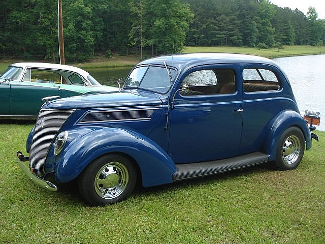 1937 Ford Slantback for sale