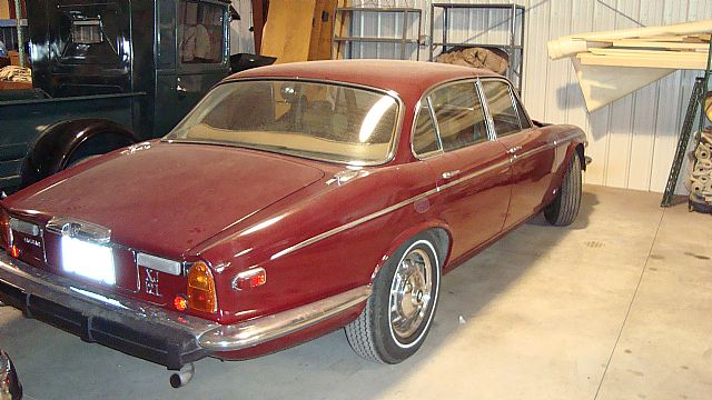 1976 Jaguar XJ12 for sale
