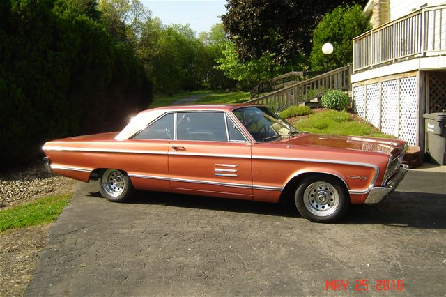 1966 Plymouth Sports Fury
