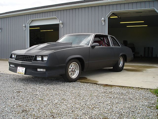 1981 Chevrolet Malibu for sale