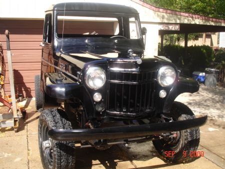 1957 Willys Pickup for sale
