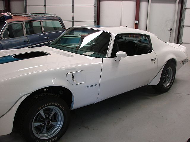 1972 Pontiac Trans Am for sale