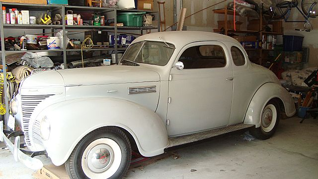 1939 Plymouth Business Coupe for sale