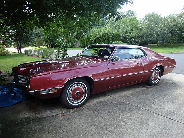 1970 Ford Thunderbird for sale