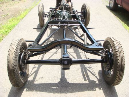 1930 Ford Rolling Chassis for sale