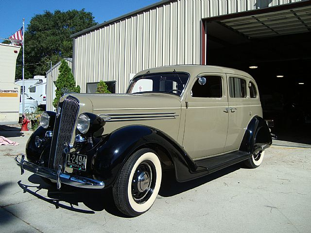 1936 Plymouth Deluxe for sale