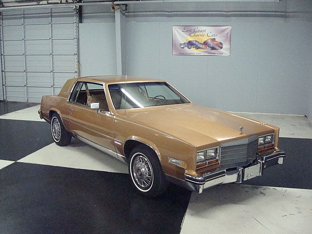 1982 Cadillac Eldorado for sale