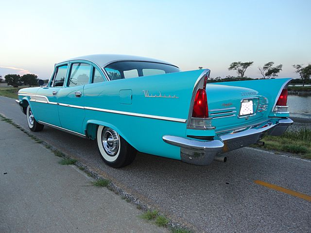 1958 Chrysler Windsor For Sale Lincoln Nebraska