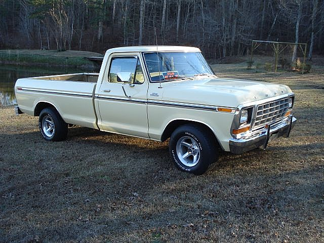 1979 Ford F100 Ranger Truck For Sale Jackson, Georgia Wiring Diagram For Ford F on