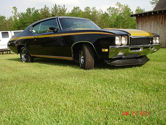 1972 Buick 455GS for sale