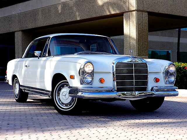 1968 Mercedes 280SE for sale