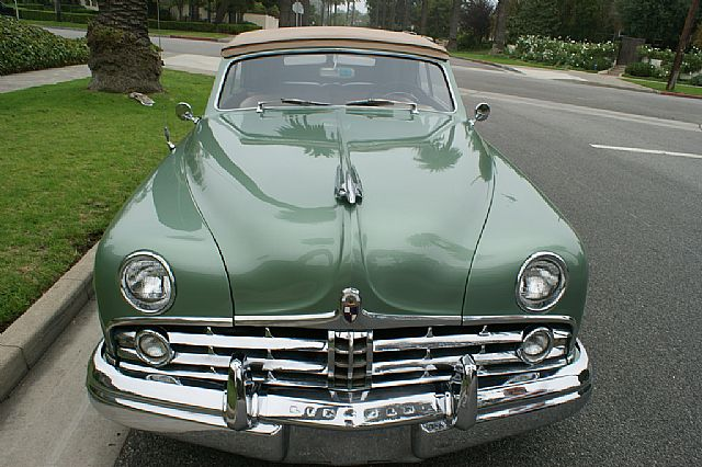 1949 Lincoln Continental for sale