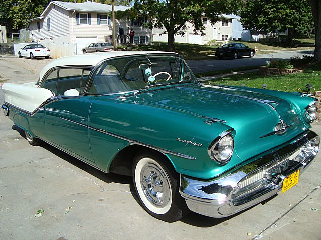 1957 Oldsmobile 98 for sale