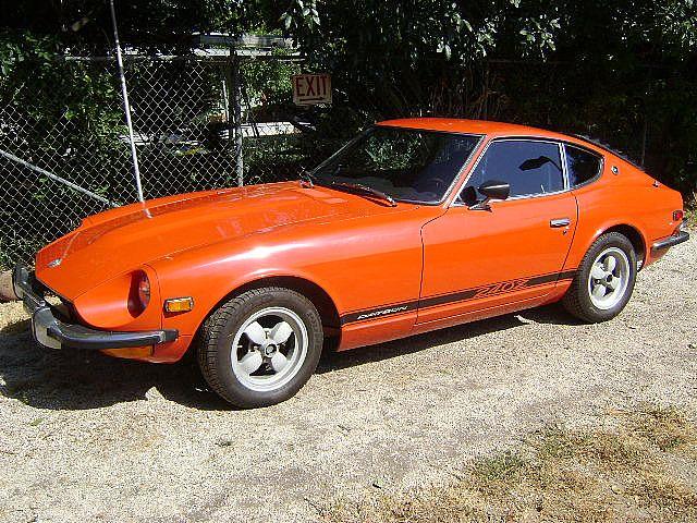 1973 Datsun 240Z For Sale Chatsworth California