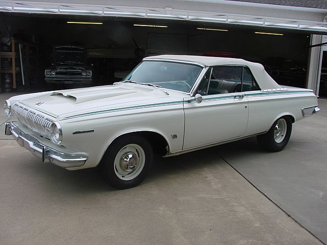 1963 Dodge Polara for sale