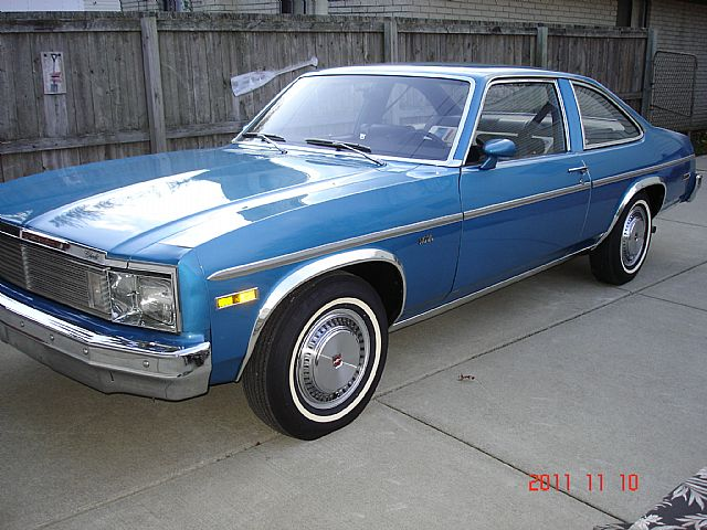 1979 Chevrolet Nova for sale