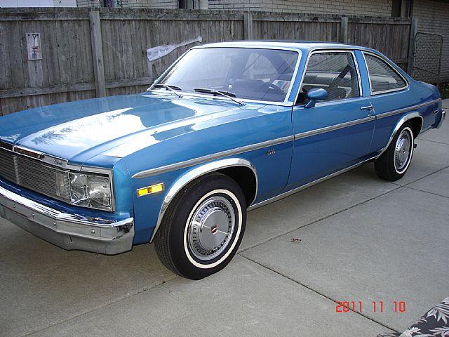 1979 Chevrolet Nova For Sale Taylor, Michigan