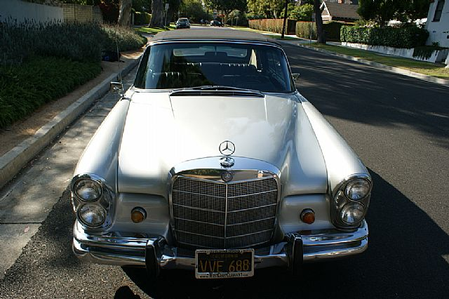 1968 Mercedes 250SE for sale