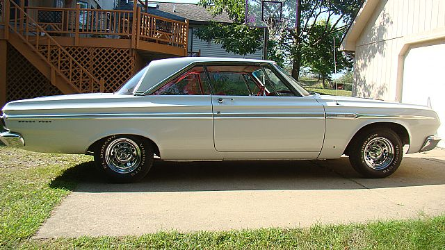 1964 Plymouth Sport Fury for sale