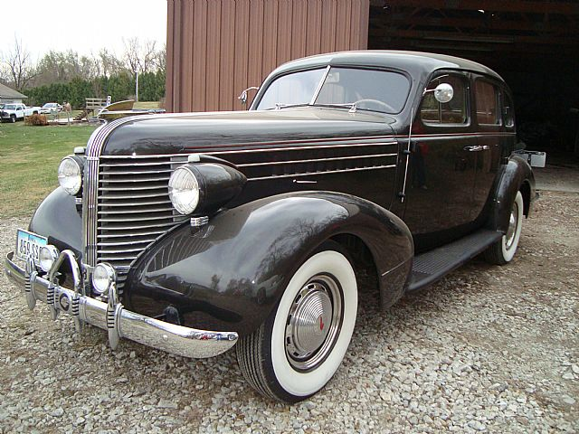 1938 Pontiac Eight for sale