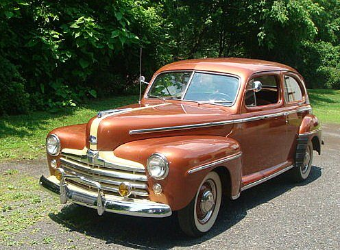 1947 Ford 2 Door Sedan for sale