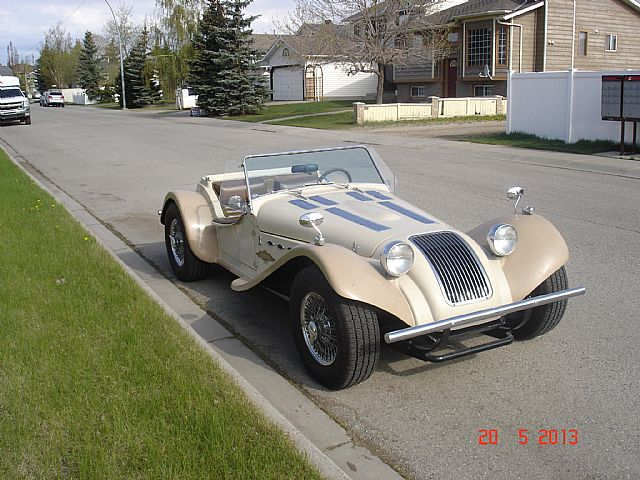 1982 Morgan Tiger for sale