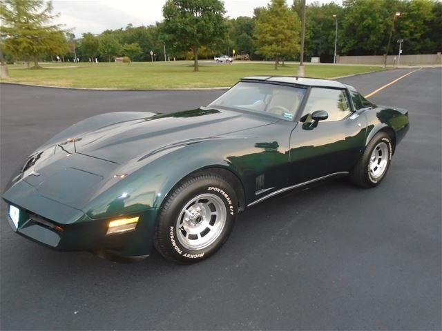 1980 Corvette For Sale >> 1980 Chevrolet Corvette For Sale Columbia Missouri