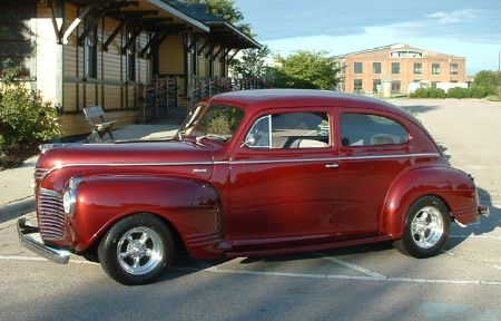 1941 Plymouth P11 for sale