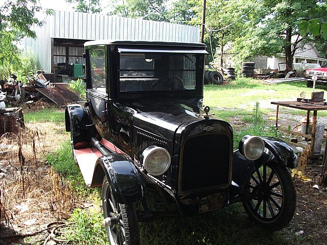 1923 Chevrolet Coupe for sale