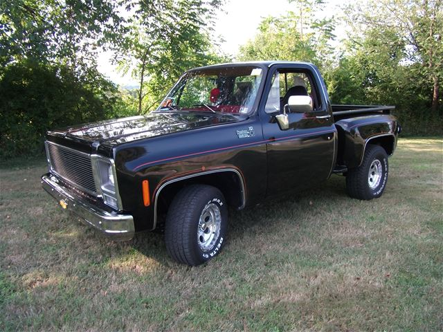 Chevy Box Van For Sale 1979 Chevrolet Stepside Pickup For Sale Millville ...
