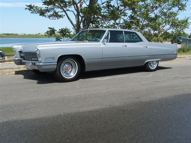 1967 Cadillac Calais for sale