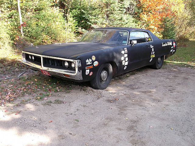 1972 Chrysler Newport for sale