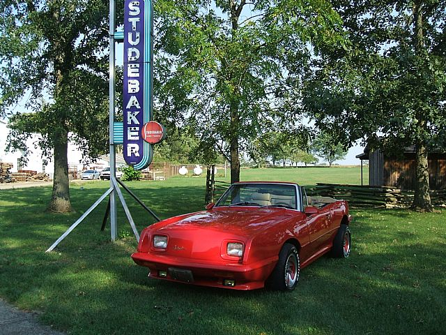 1989 Avanti Convertible for sale