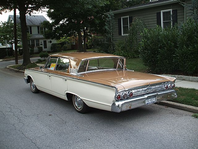 1963 Mercury Monterey for sale