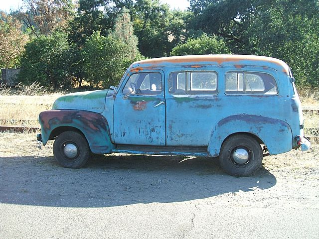 1952 Chevrolet Suburban for sale