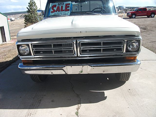 1970 Ford Ranger for sale