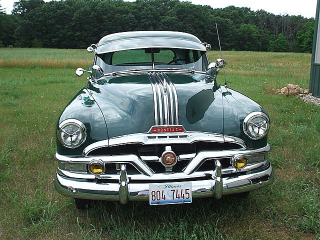 1952 Pontiac Fleetleader for sale