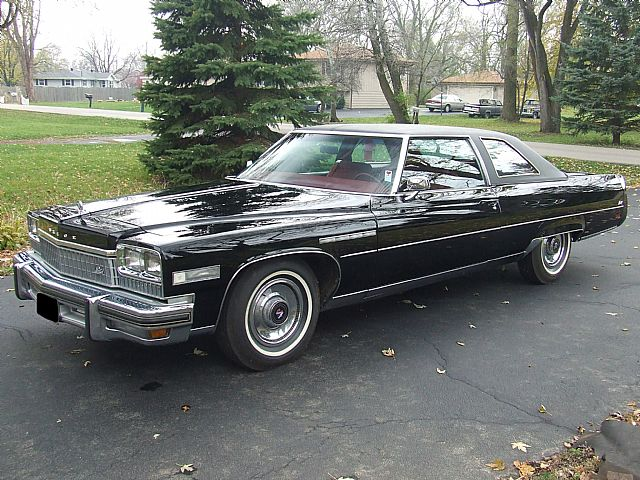 1975 Buick Electra for sale