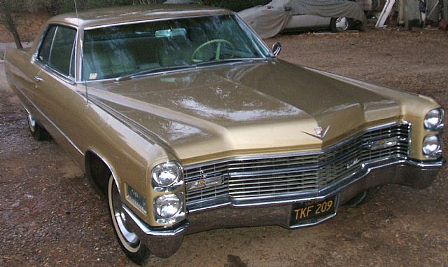 1966 Cadillac Coupe DeVille for sale