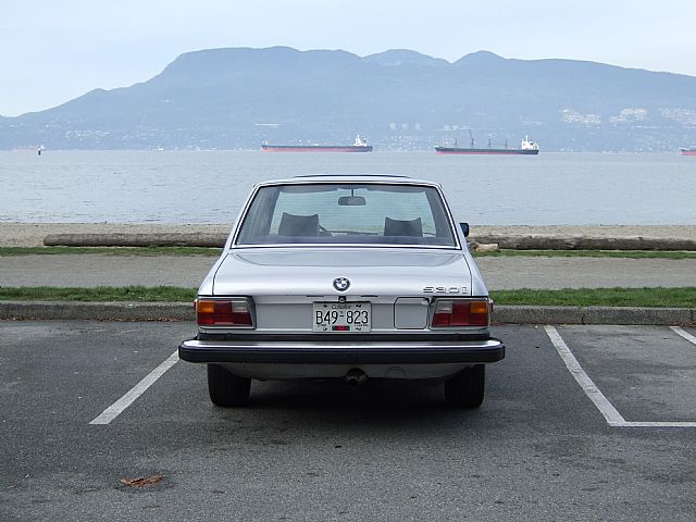 1975 BMW 530i for sale